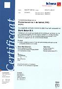 Productiecontrole (FPC) KIWA AVCP 2+